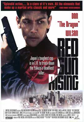 Red Sun Rising - 27 x 40 Movie Poster - Style A