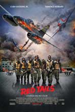 Red Tails - DS 1 Sheet Movie Poster - Style A