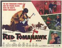 Red Tomahawk - 11 x 14 Movie Poster - Style A