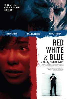 Red White & Blue - 11 x 17 Movie Poster - Style A
