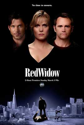 Red Widow - 11 x 17 TV Poster - Style B