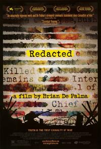 Redacted - 27 x 40 Movie Poster - Style A