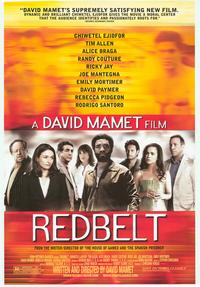 Redbelt - 43 x 62 Movie Poster - Bus Shelter Style B