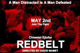 Redbelt - 11 x 17 Movie Poster - Style C