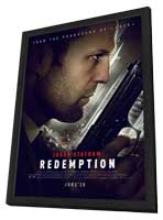 Redemption - 27 x 40 Movie Poster - Style A - in Deluxe Wood Frame