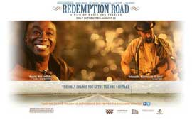 Redemption Road - 11 x 17 Movie Poster - Style A