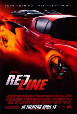 Redline - 11 x 17 Movie Poster - Style A