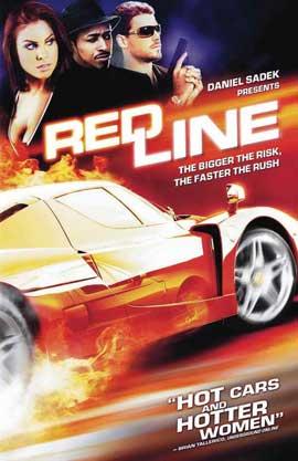 Redline - 11 x 17 Movie Poster - Style B