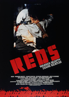 Reds - 27 x 40 Movie Poster - German Style A