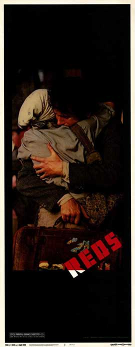 Reds - 14 x 36 Movie Poster - Insert Style A