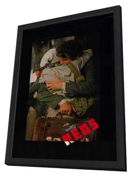 Reds - 11 x 17 Movie Poster - Style A - in Deluxe Wood Frame