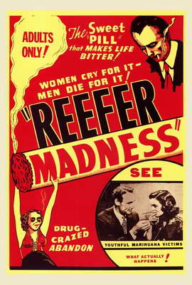 Reefer Madness - 27 x 40 Movie Poster - Style A
