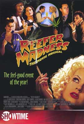 Reefer Madness: The Movie Musical - 27 x 40 Movie Poster - Style A