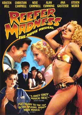 Reefer Madness: The Movie Musical - 27 x 40 Movie Poster - Style C