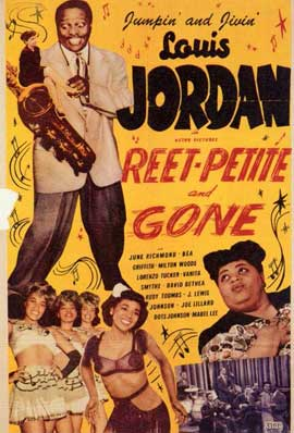 Reet, Petite, and Gone - 11 x 17 Movie Poster - Style A