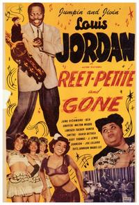 Reet, Petite, and Gone - 27 x 40 Movie Poster - Style A