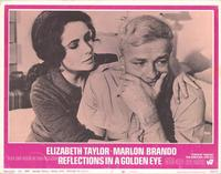 Reflections in a Golden Eye - 11 x 14 Movie Poster - Style A