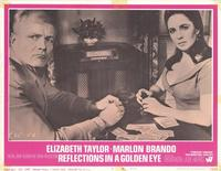 Reflections in a Golden Eye - 11 x 14 Movie Poster - Style E