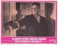 Reflections in a Golden Eye - 11 x 14 Movie Poster - Style C