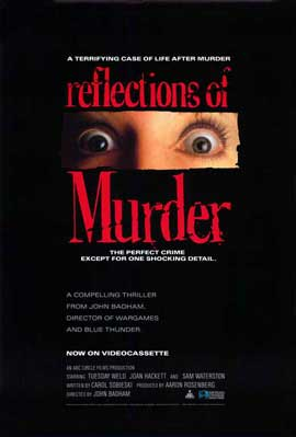 Reflections of Murder - 11 x 17 Movie Poster - Style A