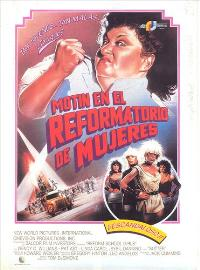 Reform School Girls - 11 x 17 Movie Poster - Spanish Style A