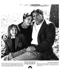 Regarding Henry - 8 x 10 B&W Photo #7