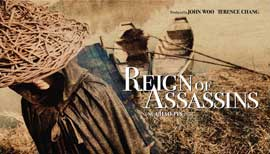 Reign of Assassins - 11 x 17 Movie Poster - Style A