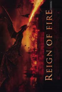 Reign of Fire - 27 x 40 Movie Poster - Style B