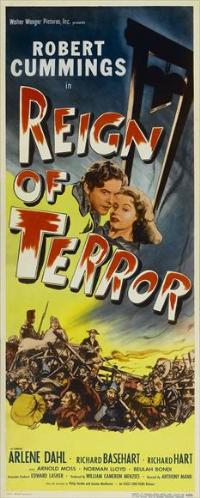 Reign of Terror - 14 x 36 Movie Poster - Insert Style A