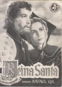 Reina santa - 11 x 17 Movie Poster - Spanish Style A