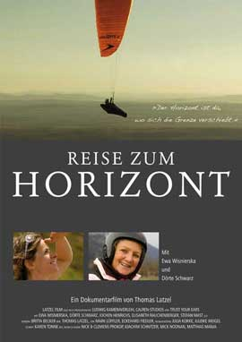 Reise zum Horizont - 11 x 17 Movie Poster - German Style A