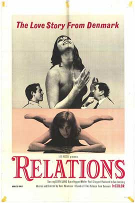 Relations - 11 x 17 Movie Poster - Style B