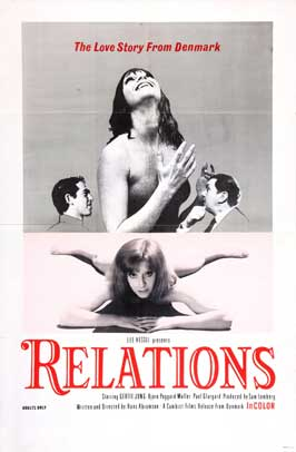 Relations - 27 x 40 Movie Poster - Style B