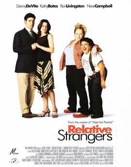 Relative Strangers - 11 x 17 Movie Poster - Style A