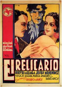 Relicario, El - 27 x 40 Movie Poster - Spanish Style A