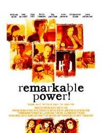 Remarkable Power - 43 x 62 Movie Poster - Bus Shelter Style A