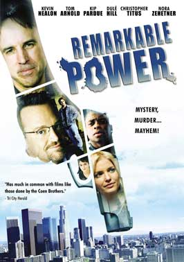 Remarkable Power - 11 x 17 Movie Poster - Style B