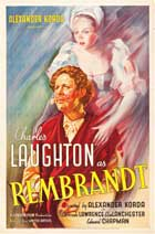 Rembrandt - 27 x 40 Movie Poster - Style A