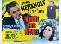 Remedy for Riches - 11 x 14 Movie Poster - Style A
