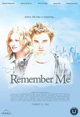 Remember Me - 11 x 17 Movie Poster - Style A