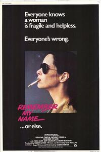 Remember My Name...Or Else - 27 x 40 Movie Poster - Style A
