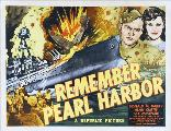Remember Pearl Harbor - 11 x 17 Movie Poster - Style B