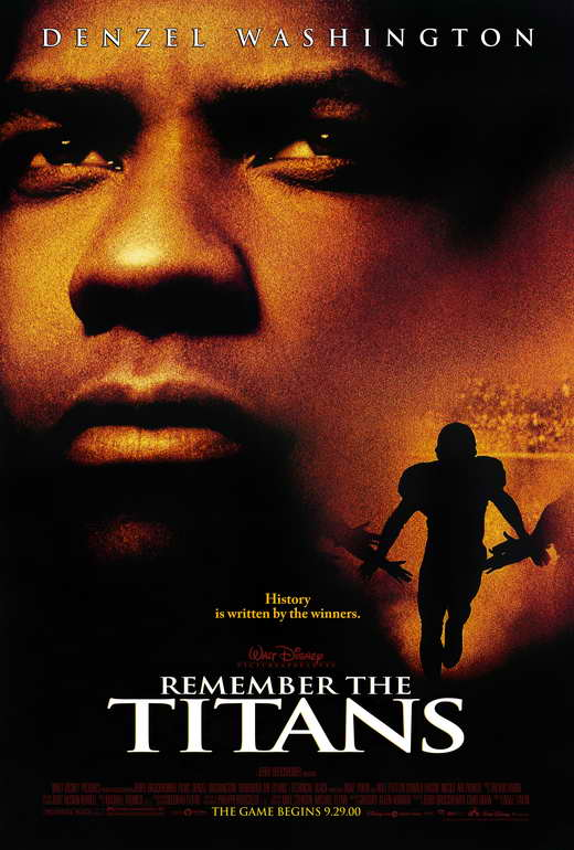 Remember the Titans Movie Posters From Movie Poster Shop Mark Wahlberg Racist
