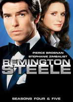 Remington Steele - 11 x 17 Movie Poster - Style B