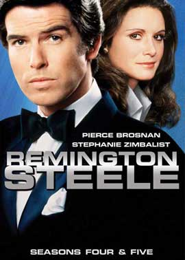 Remington Steele - 27 x 40 Movie Poster - Style B