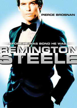 Remington Steele - 27 x 40 Movie Poster - Style C
