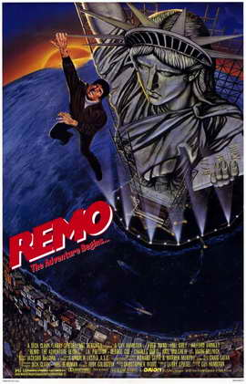 Remo Williams: The Adventure Begins - 11 x 17 Movie Poster - Style A
