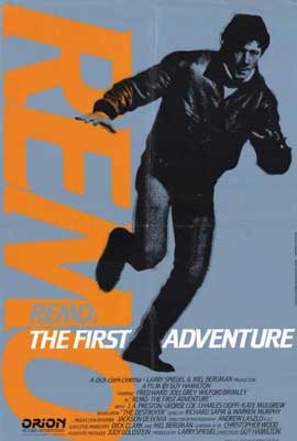 Remo Williams: The Adventure Begins - 11 x 17 Movie Poster - Style B