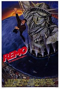 Remo Williams: The Adventure Begins - 27 x 40 Movie Poster - Style A