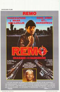 Remo Williams: The Adventure Begins - 11 x 17 Movie Poster - Belgian Style A